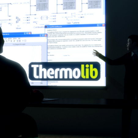 Thermolib training on-site