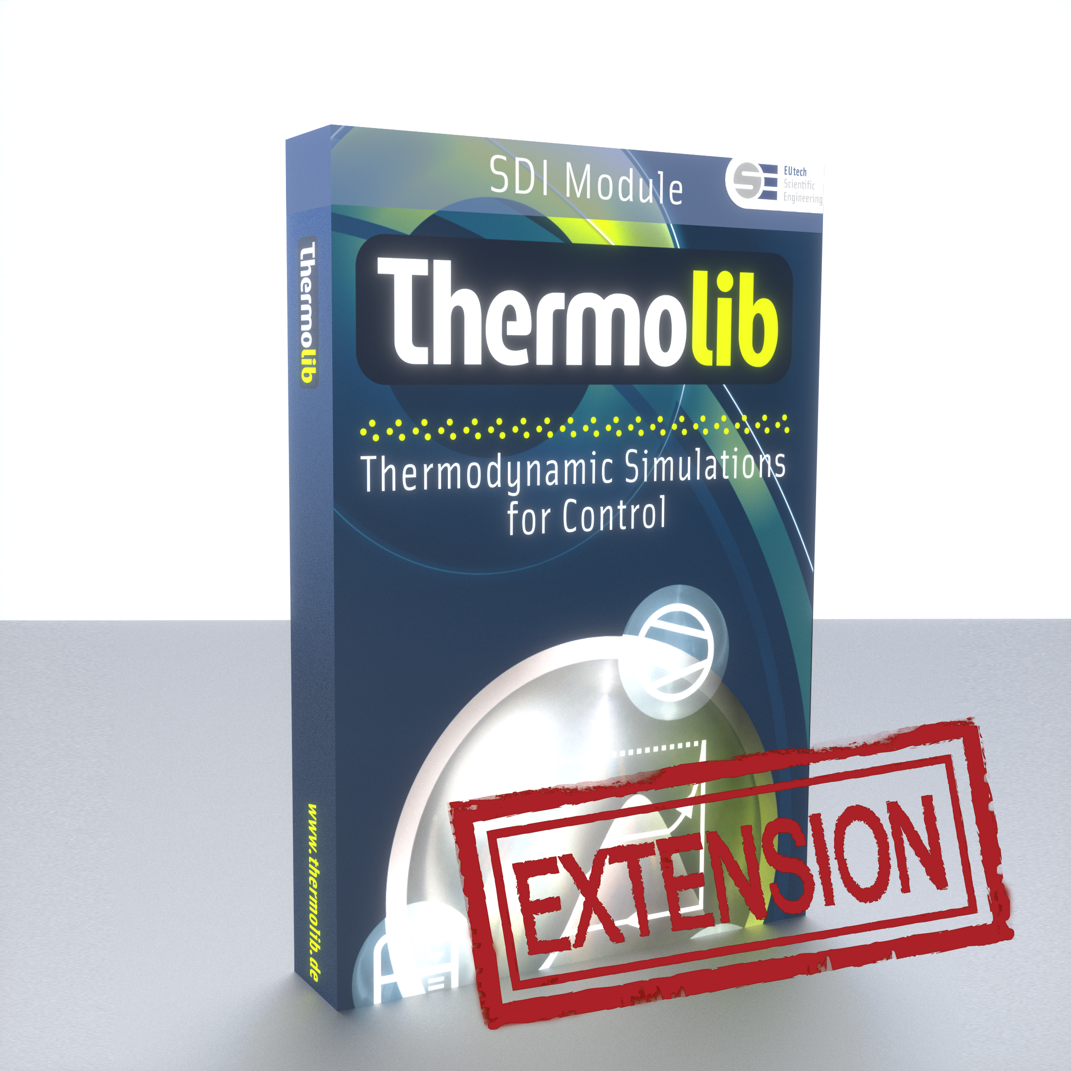 Thermolib Species Data Import Module